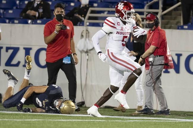 POSTPONED: Houston vs Tulsa College Football Picks, Odds, Predictions 11/28/20