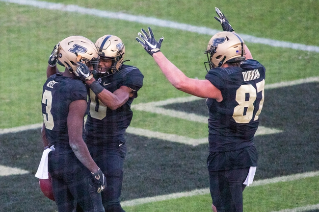 Purdue at Illinois 10/31/20 College Football Picks and Prediction