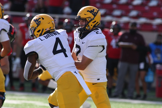 TCU at West Virginia: 11/14/20 College Football Picks and Prediction