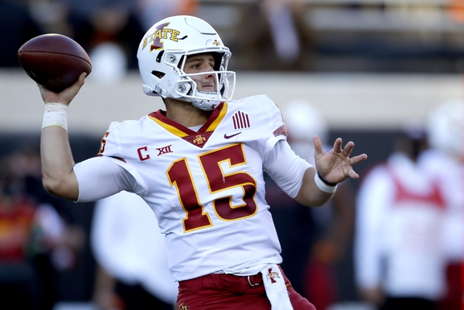Iowa State at Kansas 10/31/20 College Football Picks and Prediction
