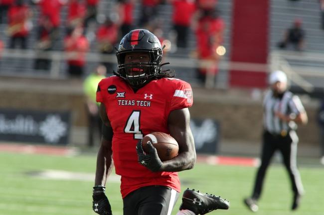 Oklahoma at Texas Tech 10/31/20 College Football Picks and Prediction
