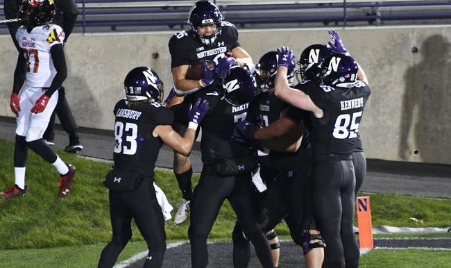 Northwestern at Iowa 10/31/20 College Football Picks and Prediction