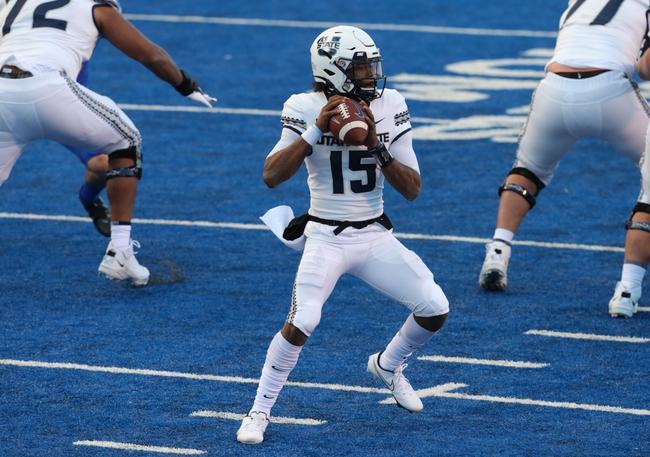 CFB Picks: Utah State vs New Mexico 11/26/20 College Football Picks, Odds, Predictions