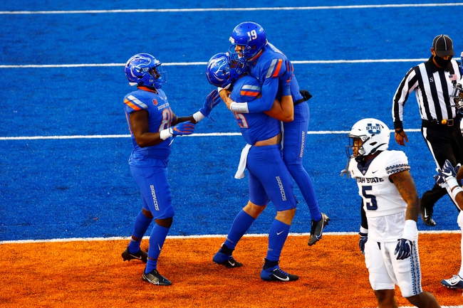 Boise State  at Air Force 10/31/20 College Football Picks and Prediction