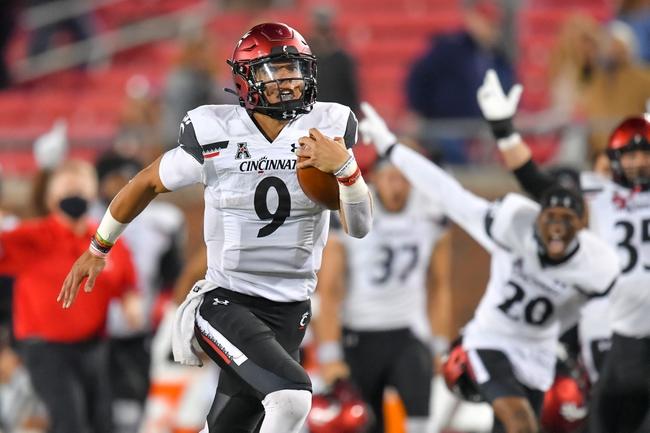 Memphis at Cincinnati: 10/31/20 College Football Picks and Prediction