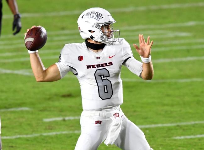 MWC Picks: UNLV vs Fresno State 11/7/20 College Football Picks, Odds, Predictions
