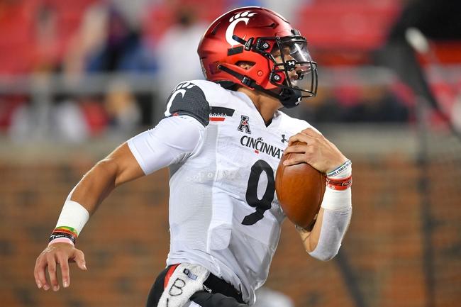ATS Picks: Cincinnati vs Houston 11/7/20 College Football Picks, Odds, Predictions