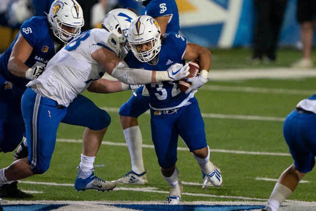 MWC CFB Picks: San Jose State vs. New Mexico 10/31/20 College Football Picks, Predictions