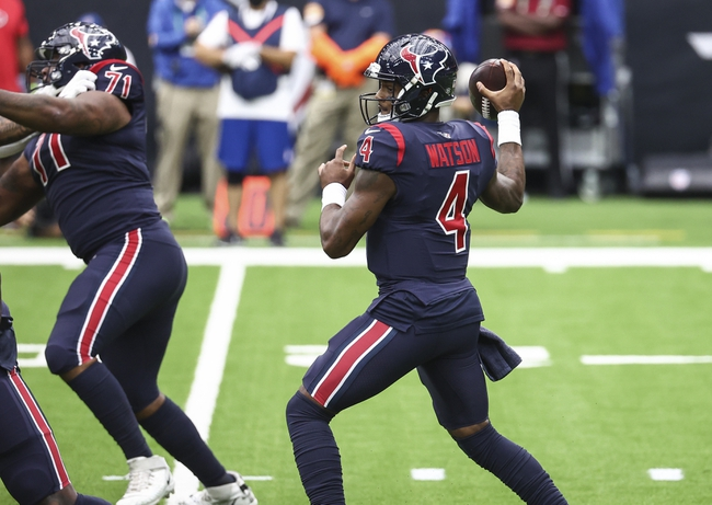 Houston Texans at Jacksonville Jaguars - 11/8/20 NFL Picks and Prediction