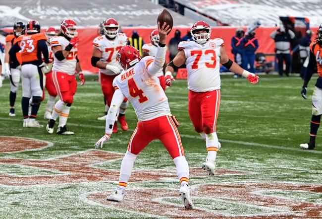Denver Broncos at Kansas City Chiefs: 12/6/20 NFL Picks and Prediction