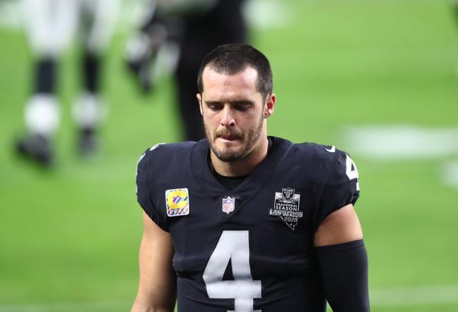 Denver Broncos at Las Vegas Raiders 11/15/20 NFL Picks and Prediction