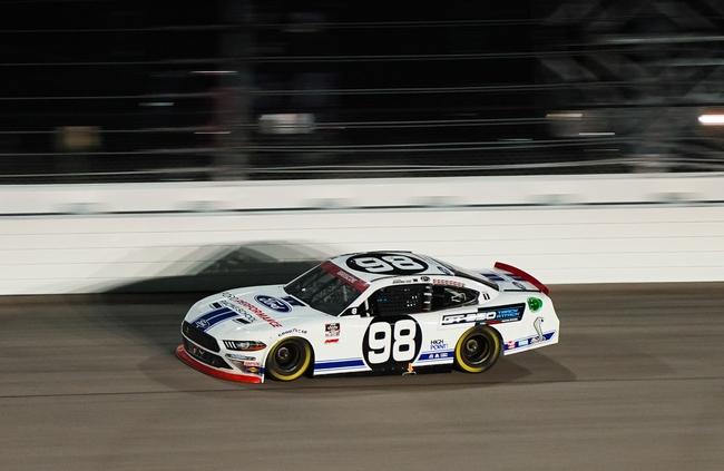 2020 Desert Diamond Casino West Valley 200 11/7/20 Nascar Xfinity Series Picks, Odds, and Prediction
