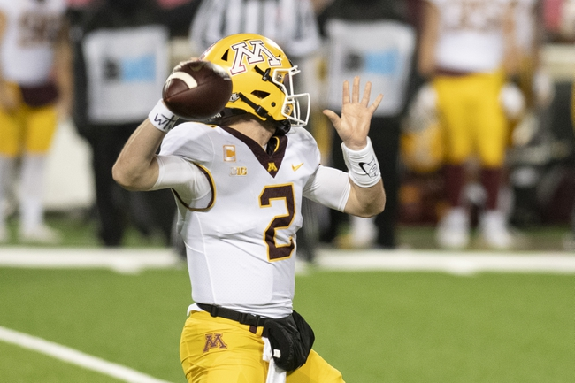 Big Ten: Illinois vs Minnesota 11/7/20 College Football Picks, Odds, Predictions