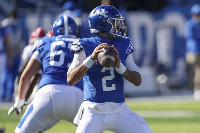 Vanderbilt at Kentucky 11/14/20 College Football Picks and Predictions