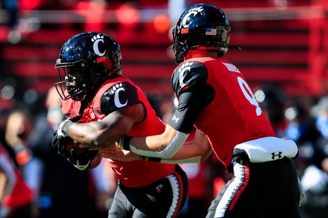 Houston at Cincinnati 11/7/20 College Football Picks and Prediction