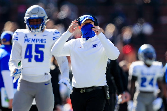 USF at Memphis - 11/7/20 College Football Picks and Prediction