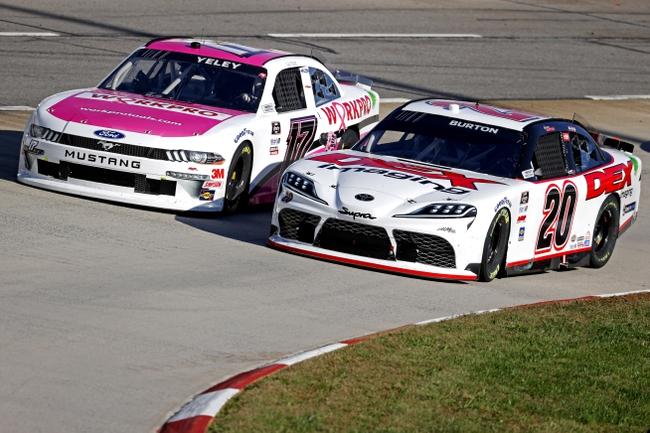 NASCAR Xfinity Series Finale Head to Head Matchup # 2