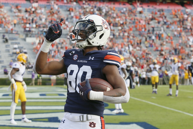 Postponed: Auburn at Mississippi State 11/14/20 College Football Picks and Prediction