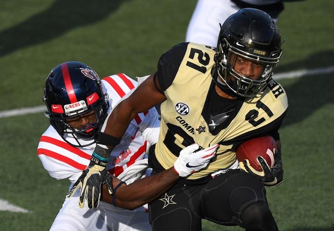Vanderbilt at Mississippi State 11/7/20 College Football Picks and Prediction