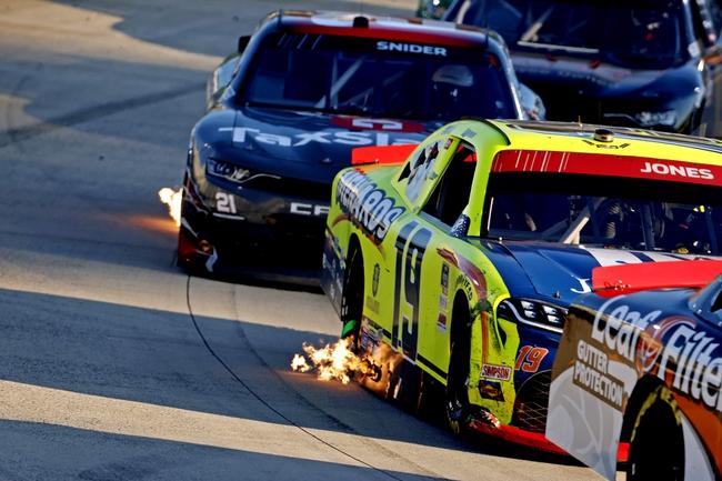 NASCAR Xfinity Series Finale Head to Head Matchup # 1