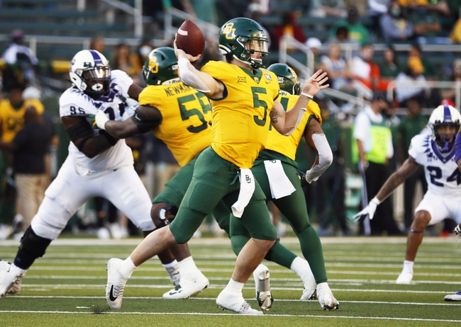 Baylor at Iowa State 11/7/20 College Football Picks and Predictions