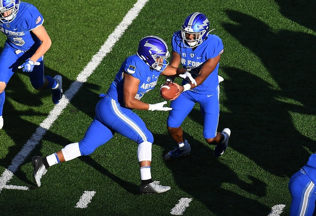 New Mexico Lobos vs. Air Force Falcons Pick for NCAAF Friday Night Lights