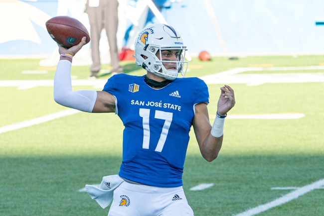 MWC: San Diego State vs San Jose State 11/6/20 College Football Picks, Predictions