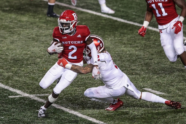 Rutgers at Ohio State - 11/7/20 College Football Picks and Predictions