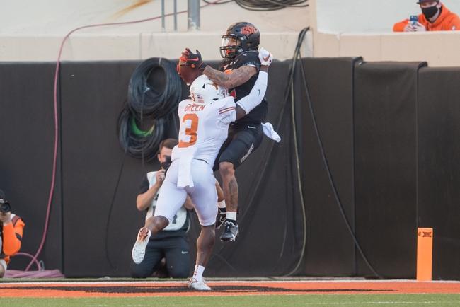 Prediction: Oklahoma State vs Texas Tech 11/28/20 College Football Picks
