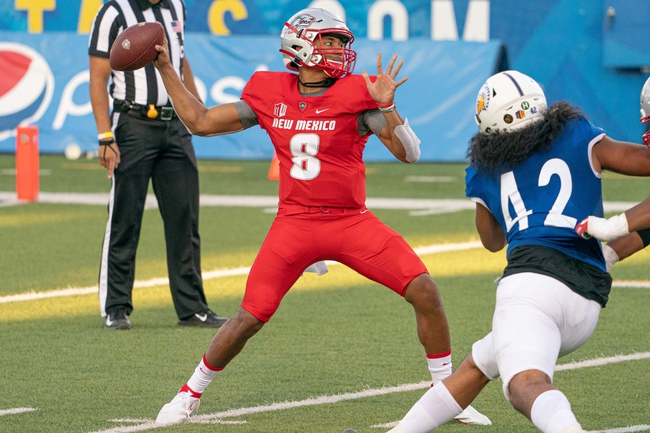 CFB Betting Pick: Hawaii vs New Mexico 11/7/20 College Football Picks, Predictions