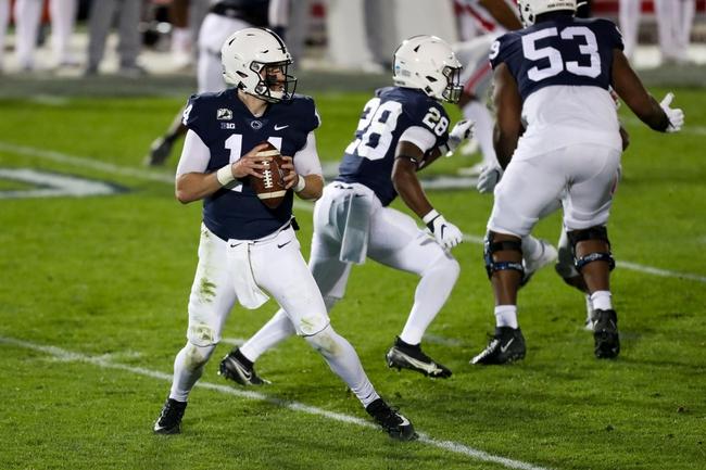 CFB Picks: Penn State vs Maryland 11/7/20 College Football Picks, Odds, Predictions