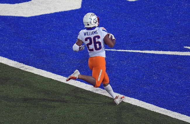 Canceled: Boise State at UNLV 12/4/20 College Football Picks and Predictions
