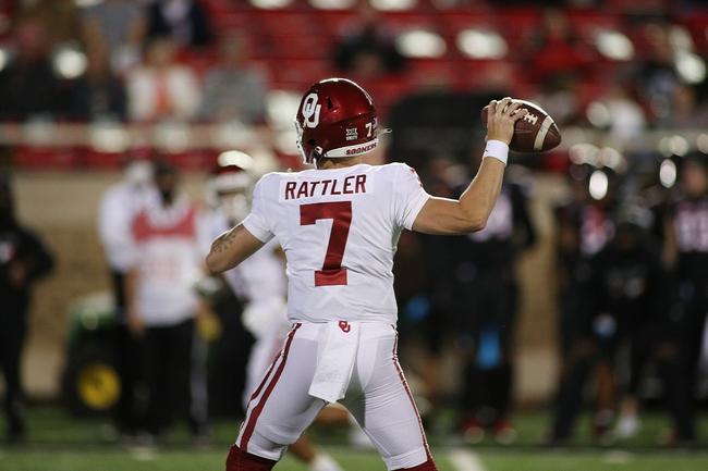 Kansas at Oklahoma - 11/7/20 College Football Picks and Prediction