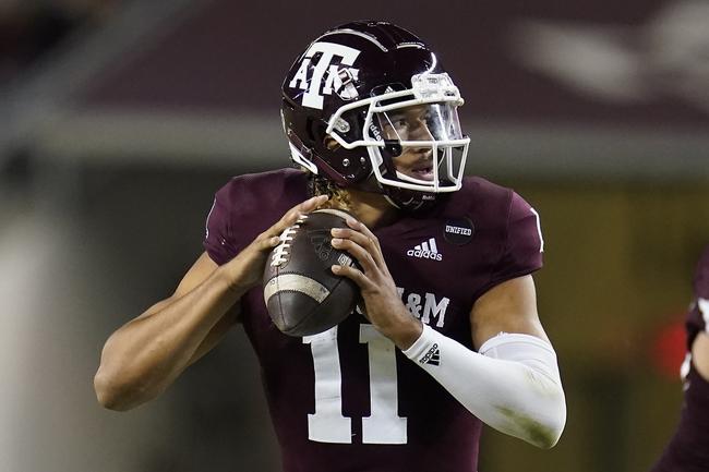 Texas A&M at South Carolina  11/7/20 College Football Picks and Predictions