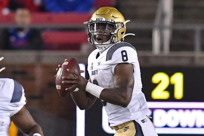 POSTPONED: USF vs Navy College Football Picks, Odds, Predictions 11/21/20