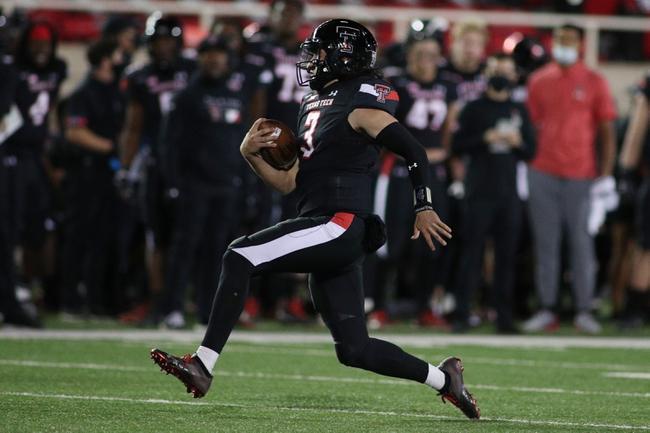 Big 12 CFB Picks: Texas Tech vs Baylor 11/14/20 College Football Picks, Odds, Predictions