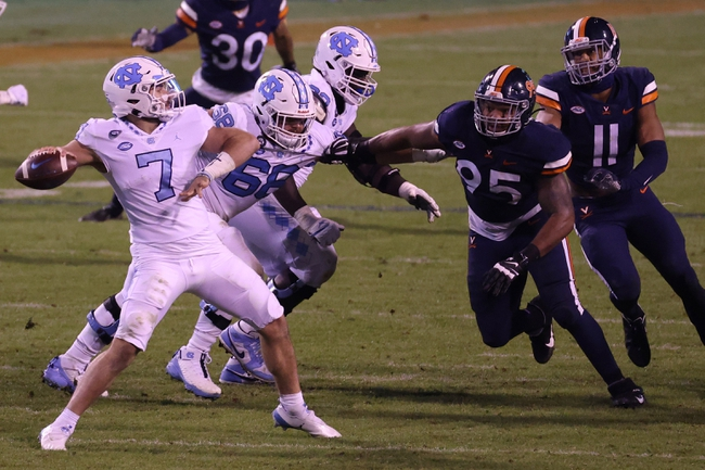 North Carolina at Duke - 11/7/20 College Football Picks and Predictions