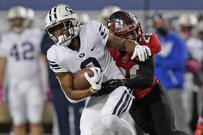 North Alabama at BYU 11/21/20 College Football Picks and Predictions