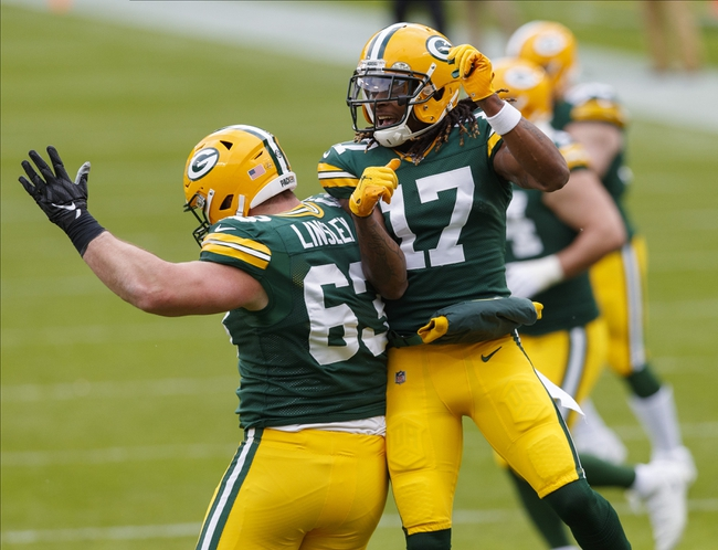 Prediction: Green Bay Packers vs Jacksonville Jaguars 11/15/20 NFL Picks, Odds