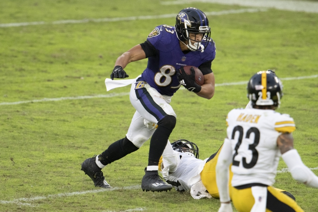 AFC North: Pittsburgh Steelers vs Baltimore Ravens 12/2/20 NFL Picks, Odds, Predictions