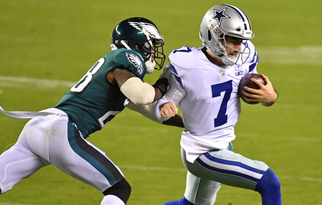 Pittsburgh Steelers at Dallas Cowboys 11/8/20 NFL Picks and Predictions