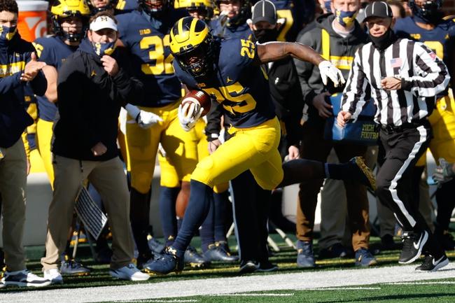 Big Ten: Michigan vs Penn State 11/28/20 College Football Picks, Odds, Predictions
