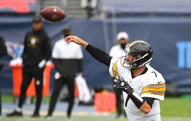 ATS Picks: Dallas Cowboys vs Pittsburgh Steelers 11/8/20 NFL Picks, Odds, Predictions