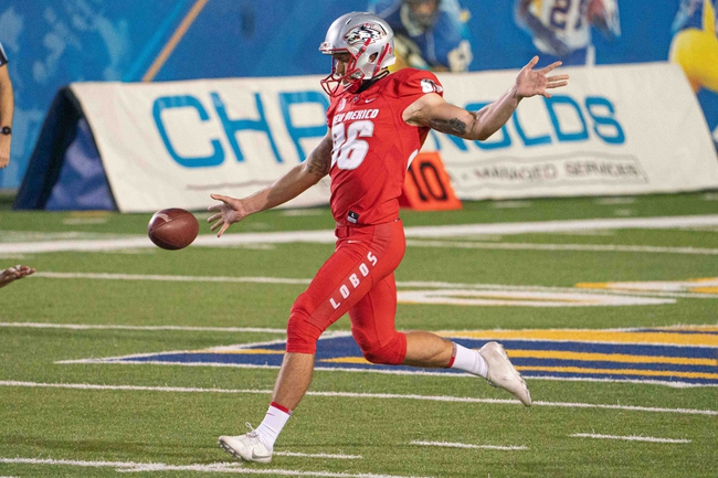 Prediction: New Mexico vs Nevada 11/14/20 College Football Picks, Odds