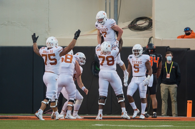 Iowa State at Texas 11/27/20 College Football Picks and Predictions