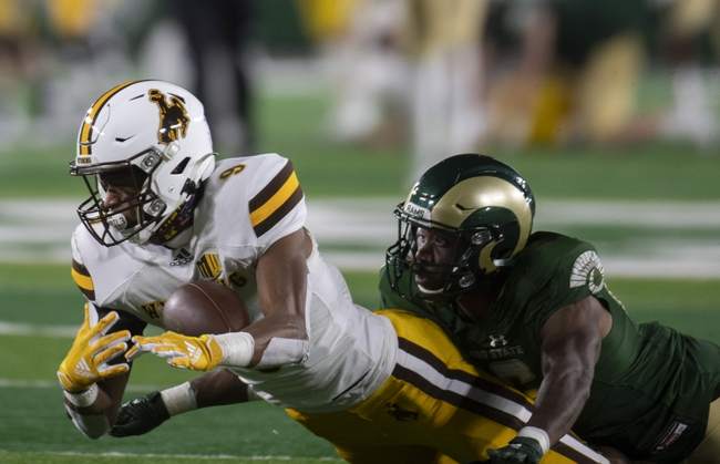 Canceled: Utah State at Wyoming 11/19/20 College Football Picks and Predictions