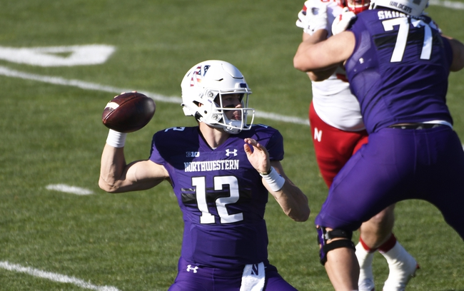 Big Ten: Purdue vs Northwestern 11/14/20 College Football Picks, Odds, Predictions