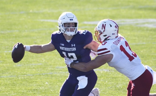 Northwestern at Purdue 11/14/20 College Football Picks and Predictions