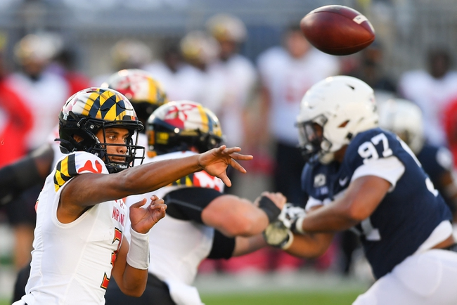 Cancelled: Michigan State at Maryland: 11/21/20 College Football Picks and Prediction