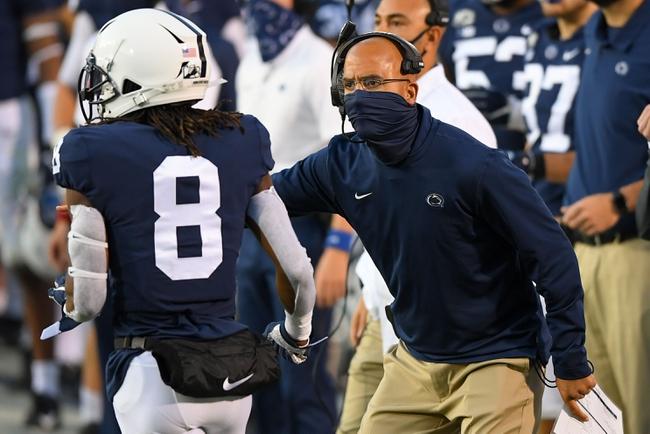Penn State at Nebraska 11/14/20 College Football Picks and Predictions